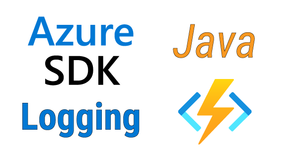 Azure SDK for Java Logging in Azure Functions