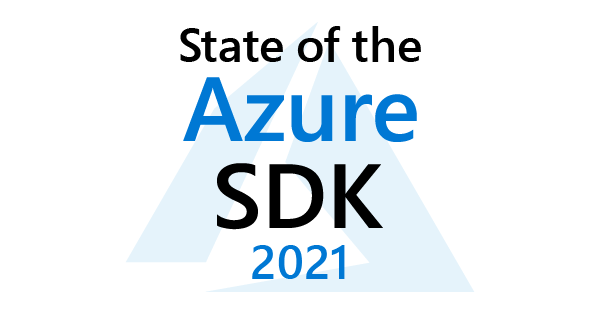 State of the Azure SDK 2021