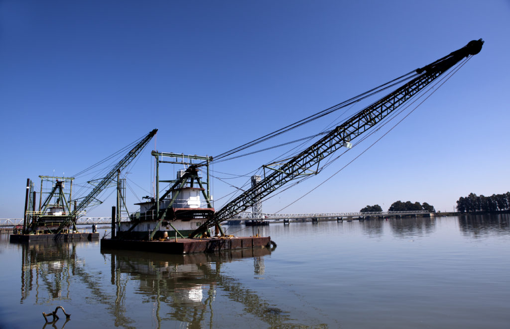 US Army Corps of Engineers get real-time dredging insights from moving to Azure