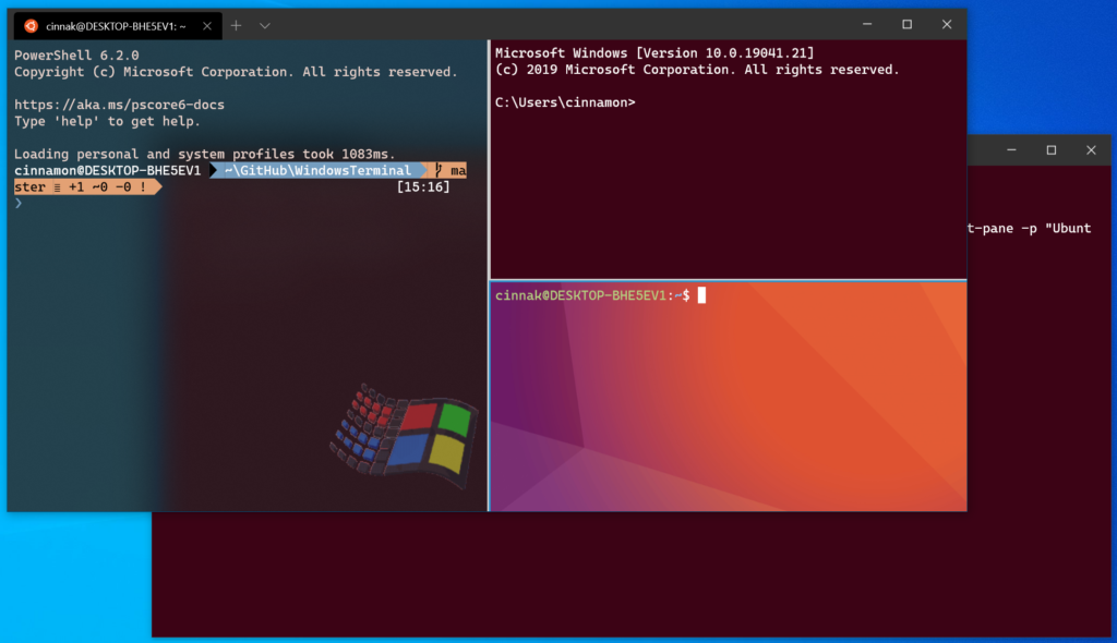 Windows Terminal Preview v0.9 Release