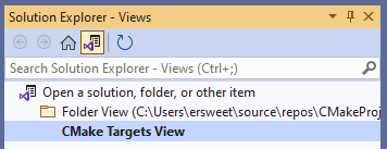 Image targets view
