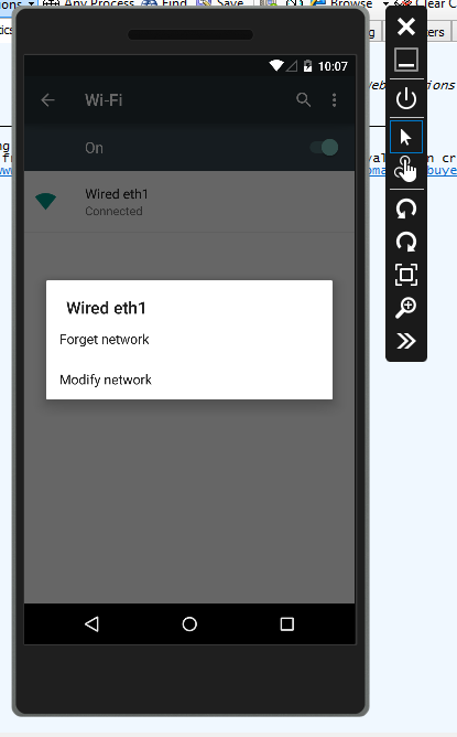 Using Fiddler to monitor network traffic from the VS