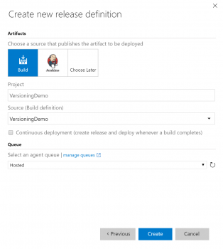 New Release Definition