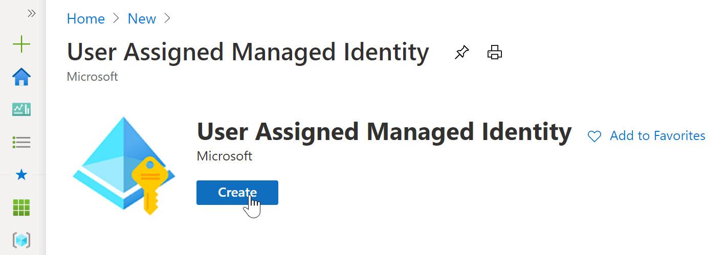 User Assigned