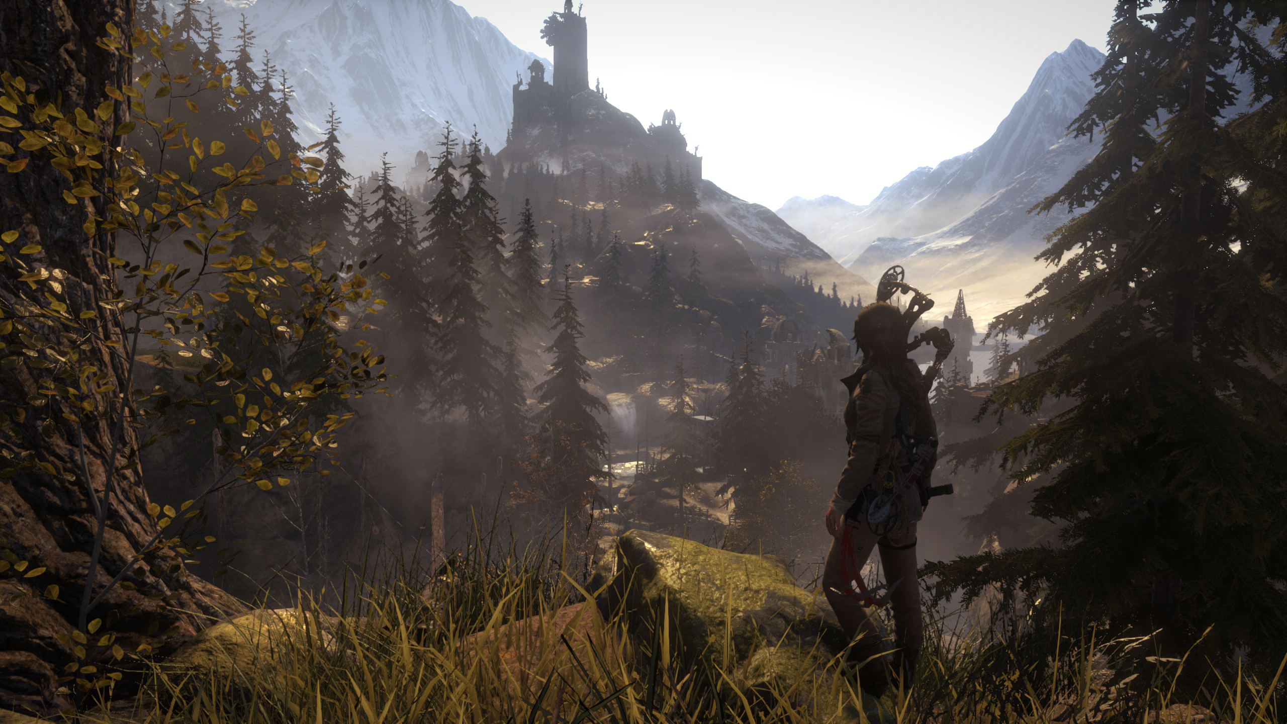 Rise of the Tomb Raider, Explicit DirectX 12 MultiGPU, and a