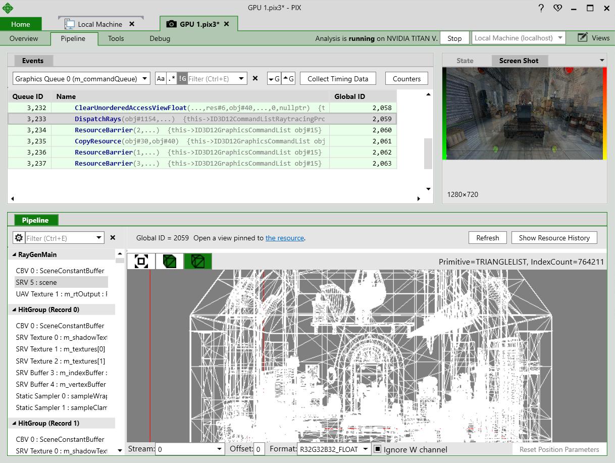 directx ray tracing youtube