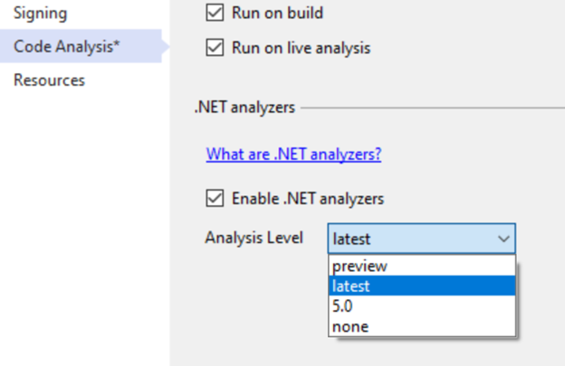 Automatically find latent bugs in your code with .NET 5