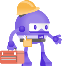 .NET bot builder