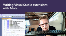 Visual Studio Extensions with Mads