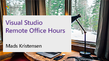 Visual Studio Remote Office Hours