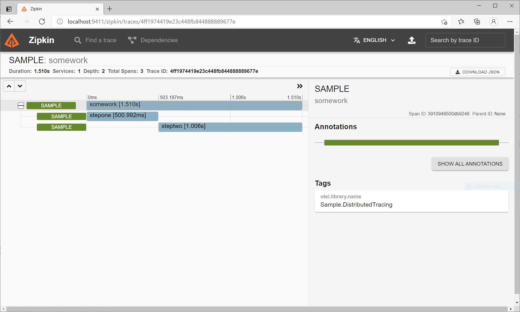 OpenTelemetry .NET reaches v1.0 | .NET Blog