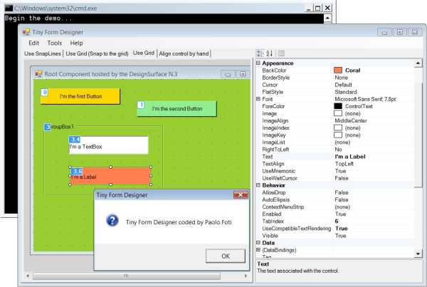 What's new in Windows Forms in .NET 6.0 Preview 5