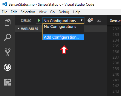 Debug your Arduino code with Visual Studio Code | IoT