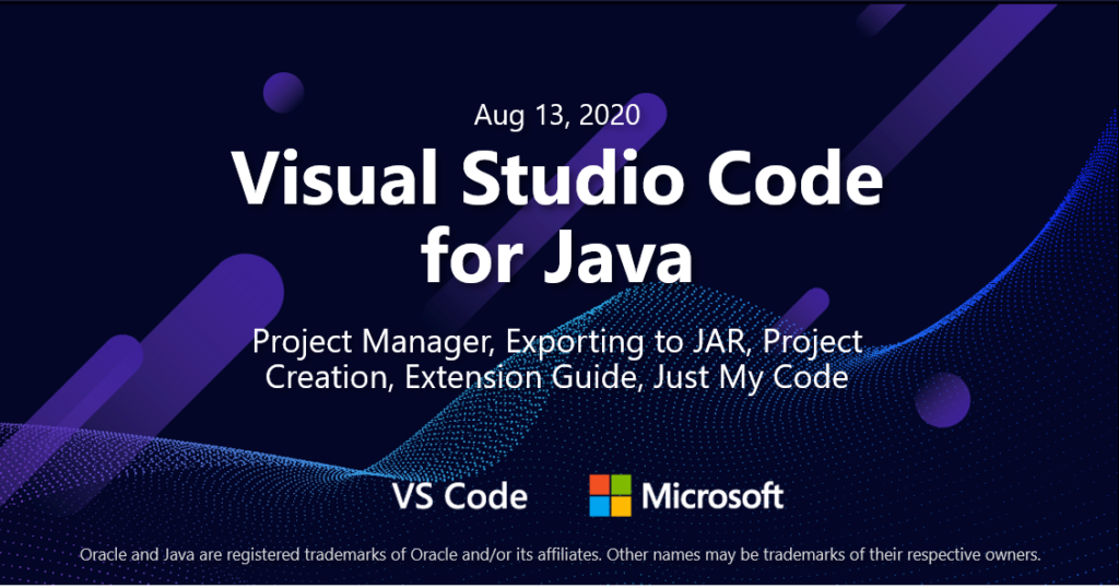 Java on Visual Studio Code Update – July 2020