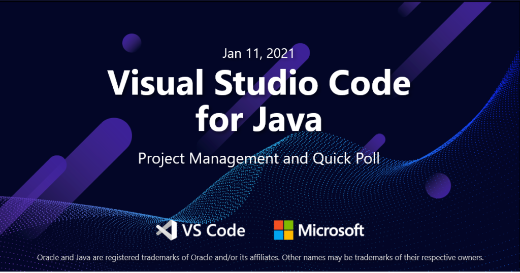Java on Visual Studio Code Update – December 2020