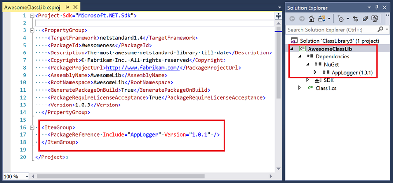 NuGet is now fully integrated into MSBuild | The NuGet Blog