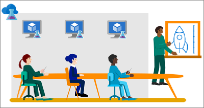 Classroom Labs with Azure Lab Services