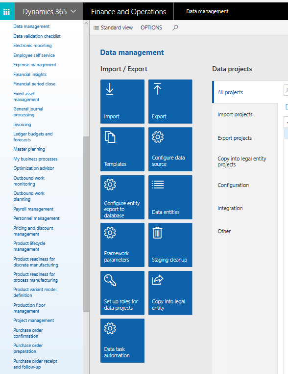 Dynamics 365 Implementation Pt. 2 – Data Migration Process