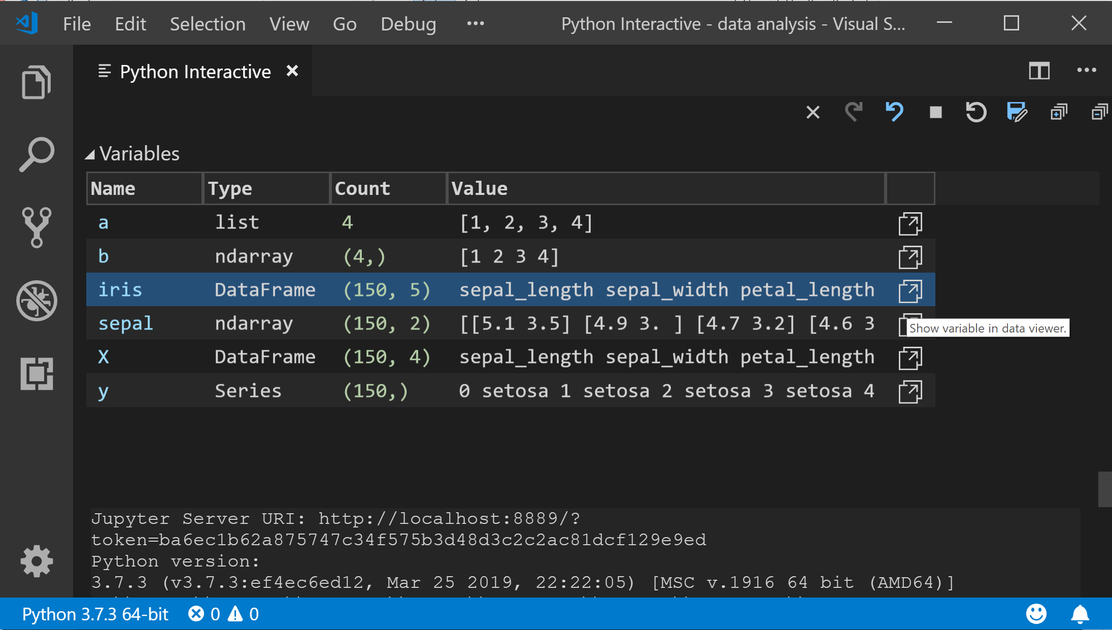 Python in Visual Studio Code – April 2019 Release | Python