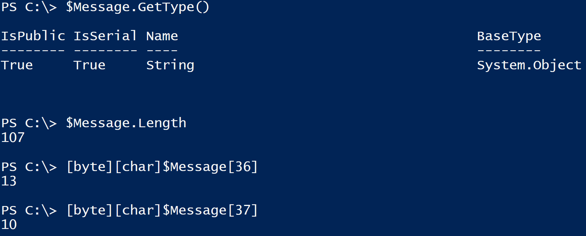 Maximizing the Power of Here-String in PowerShell for