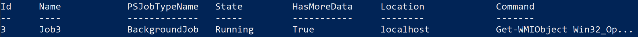 Parallel Processing with jobs in PowerShell