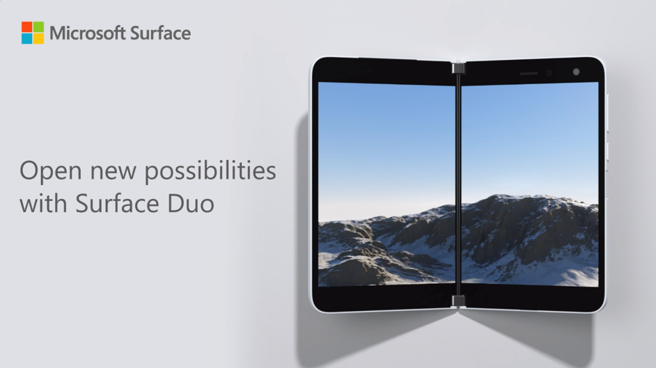 Microsoft Surface Duo is released
