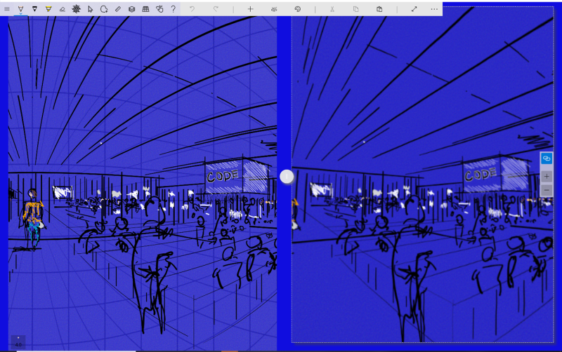 360 drawing image on Windows