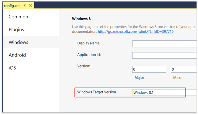 Build apps for Windows 8.1 and Windows Phone 8.1