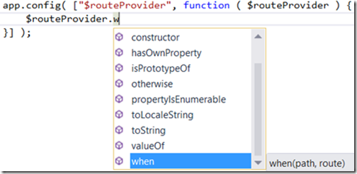 IntellISense for AngularJS