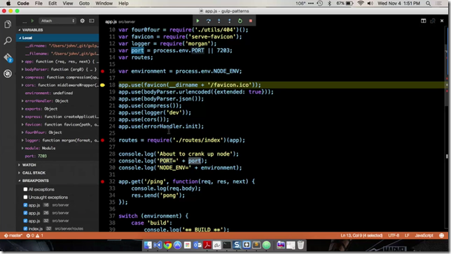 Visual Studio Code on Mac OS X
