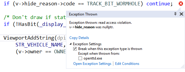 Exception Helper