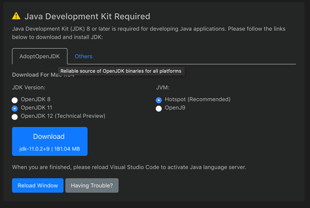 Java on Visual Studio Code April Update | The Visual Studio Blog