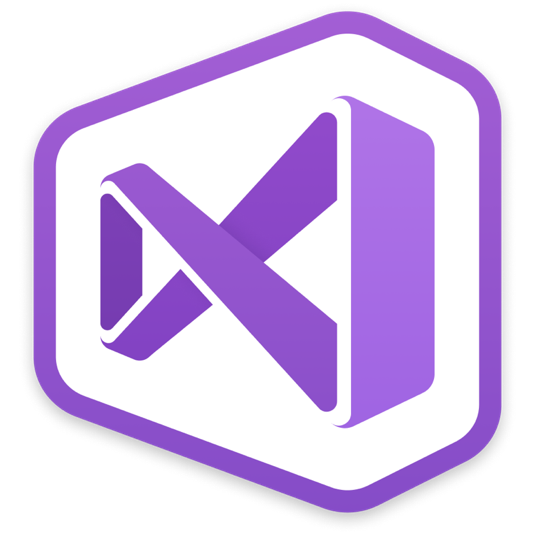 Visual Studio for Mac logo