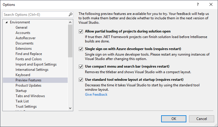 The Visual Studio Blog