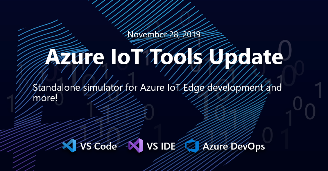 IoT Tooling November Update