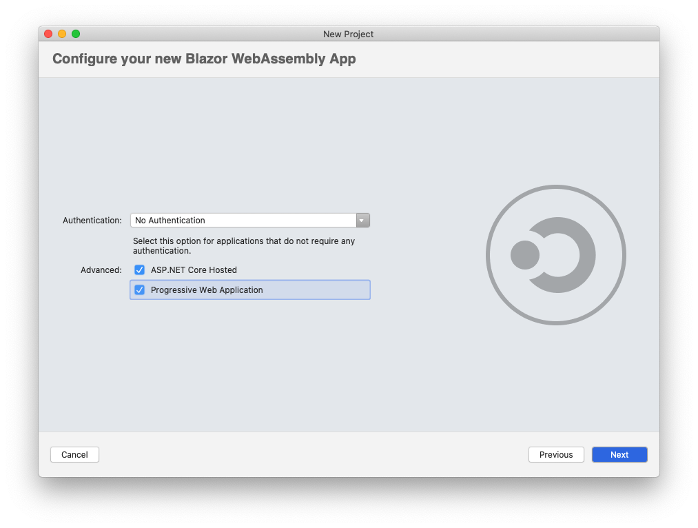 Building a Progressive Web App with Blazor