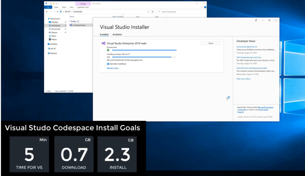 New Features in Visual Studio 2019 v16.8 Preview 3.1