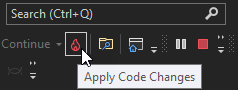 Speed up your .NET and C++ development with Hot Reload in Visual Studio 2022