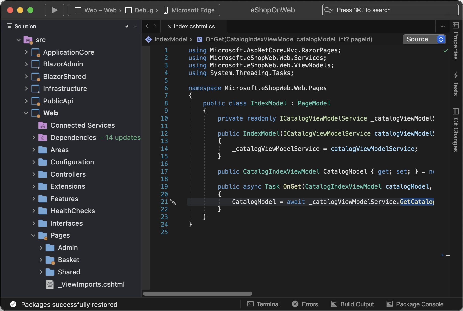 Visual Studio 2022 for Mac Preview 1 is now available!