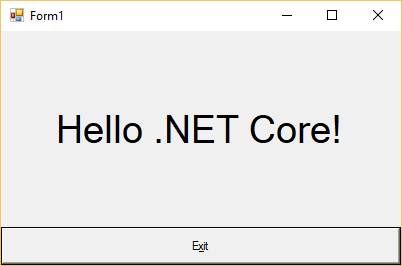 Announcing  NET Core 3 Preview 1 and Open Sourcing Windows