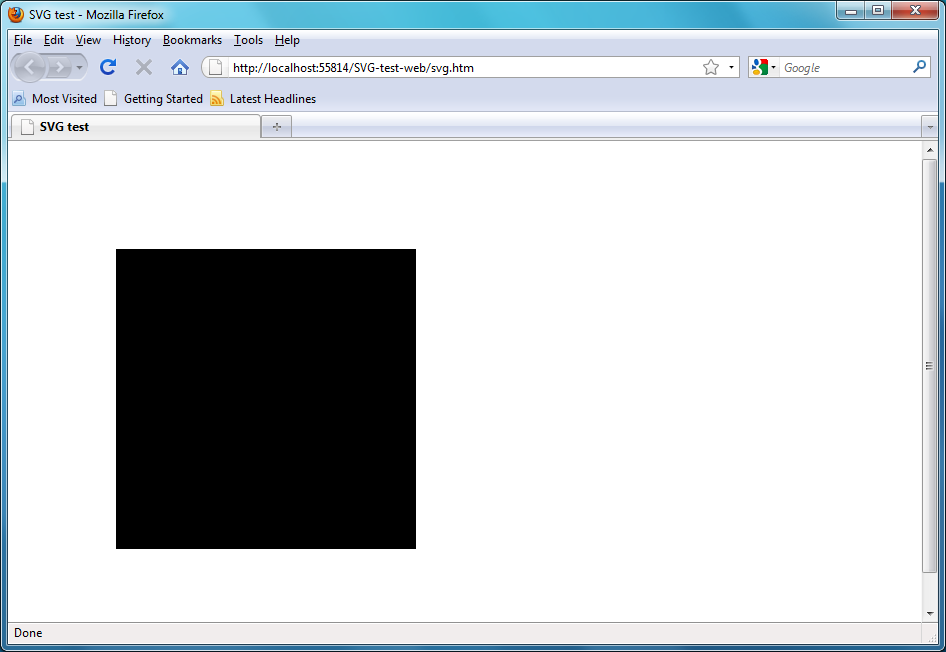 ASP NET Blog | Working with SVG files in Visual Studio and