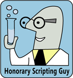 Honorary Scripting Guy logo