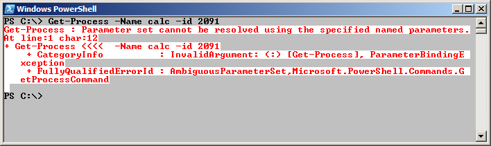 Use the Get-Command PowerShell Cmdlet to Find Parameter Set
