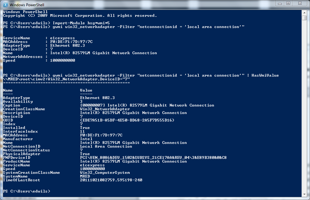 Use WMI Association Classes to Relate Two Classes Together