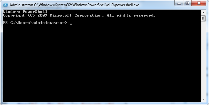 How to Use VBScript to Run a PowerShell Script | Scripting Blog