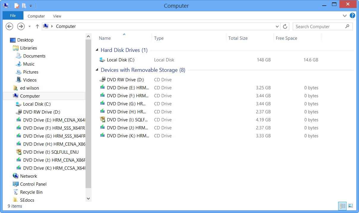 Use PowerShell to Mount ISO Files in Windows 8 | Scripting Blog