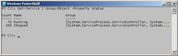 Use the PowerShell Group-Object Cmdlet to Display Data | Scripting Blog