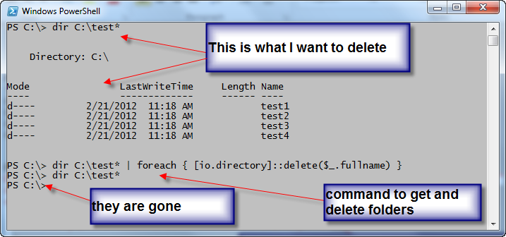 The Best Way to Use PowerShell to Delete Folders | Scripting