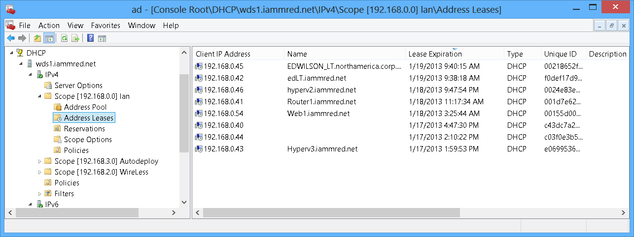 Weekend Scripter: Parsing the DHCP Database? No Way