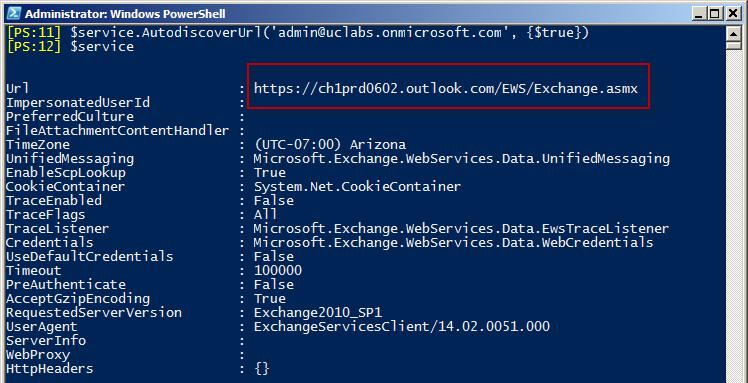 Send Email from Exchange Online by Using PowerShell